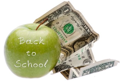 Back to School Finances